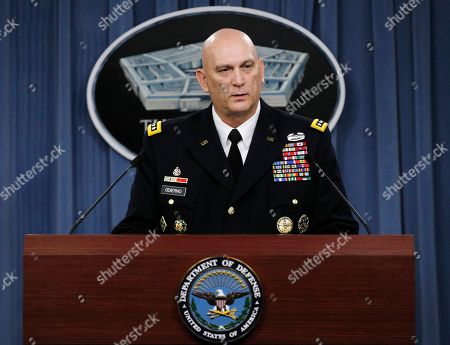 Raymond T. Odierno Army Chief of Staff Gen. Raymond T. Odierno speaks during a news conference at the Pentagon, Friday, Jan., 27, 2012, to discuss US Army cuts