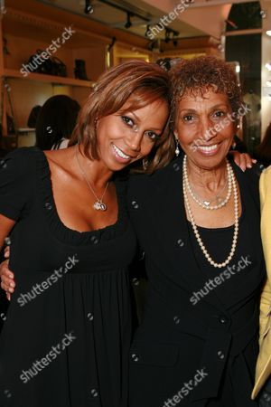 Holly Robinson Peete and Dolores Robinson