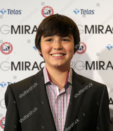 Editorial photo of Big Miracle Premiere, Washington, USA