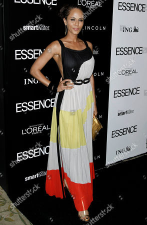 Nicole Parker Nicole Parker arrives at the 5th annual Essence Black Women in Hollywood Luncheon in Beverly Hills, Calif