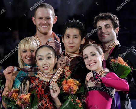 Editorial image of Four Continents Figure Skating, Colorado Springs, USA