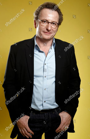 Guillaume Schiffman Cinematographer Guillaume Schiffman poses for portrait at the Academy Awards Nominees Luncheon in Beverly Hills, Calif., . The 84th Academy Awards will be held Feb. 26, 2012