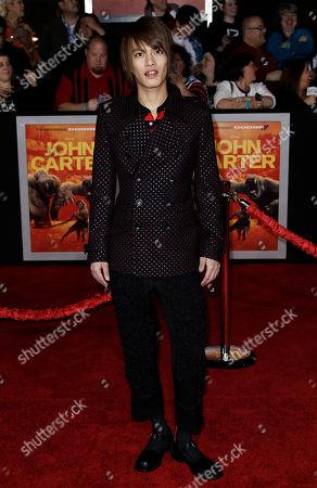 Editorial picture of Premiere John Carter LA, Los Angeles, USA