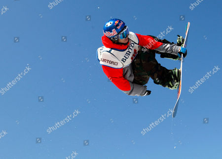 Louie Vito Louie Vito competes in the semifinals of the men's U.S. Open Snowboarding Championships in Stratton, Vt., on