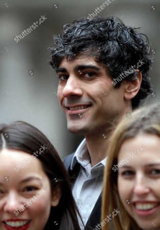 Jeremy Stoppelman Jeremy Stoppelman, Yelp co-founder and CEO, poses for photos outside the New York Stock Exchange . San Francisco-based Yelp Inc. is set to make its stock market debut Friday after pricing its initial public offering above its targeted range, a sign of strong investor demand for a slice of the 8-year-old online reviews site that has yet to turn a profit