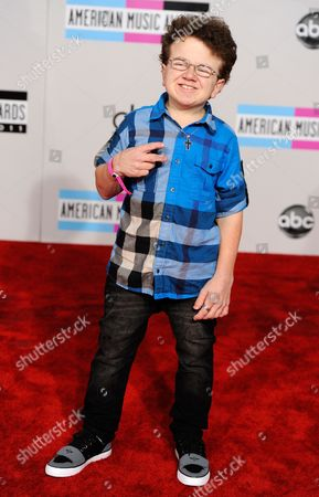 Keenan Cahill Keenan Cahill arrives at the 39th Annual American Music Awards on in Los Angeles