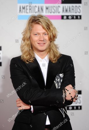 Troy Harley Troy Harley arrives at the 39th Annual American Music Awards on in Los Angeles