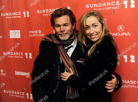 "Felicity Price, Kieran Darcy-Smith Kieran Darcy-Smith, left, director and co-writer of the Australian film ""Wish You Were Here,"" and co-writer and star Felicity Price pose together at the premiere of the film at the 2012 Sundance Film Festival in Park City, Utah, . The film was highlighted as the opening night film for the World Cinema Dramatic Competition"