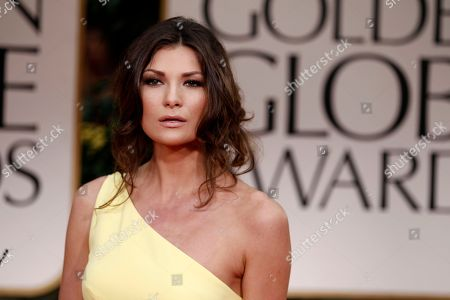 Editorial photo of 69th Golden Globe Awards - arrivals, Los Angeles, USA