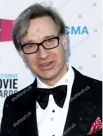 Stock Photo of Paul Fieg Paul Fieg arrives at the 17th Annual Critics' Choice Movie Awards on in Los Angeles