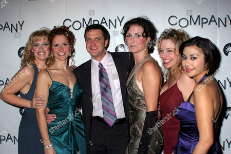 Editorial picture of Opening night of 'Company', Barrymore theatre, New York, America - 30 Nov 2006