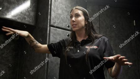 Alexis DeJoria Alexi DeJoria talks about her racing career in Jupiter, Fla. She is a tattooed mom, an heiress to a billion-dollar empire, and she has been drag racing competitively since 2005. DeJoria, 34, is a ranked National Hot Rod Association driver and the second woman to win a National event in funny car