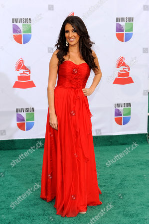 Stock Picture of Maria Teresa Interiano Maria Teresa Interiano arrives at the 12th Annual Latin Grammy Awards on in Las Vegas