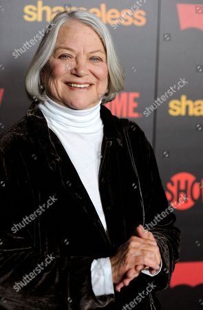 "Louise Fletcher Louise Fletcher, a cast member in ""Shameless,"" poses at the premiere of the second season of the Showtime television series, in Los Angeles. Fletcher says she's no longer able to watch the movie ""One Flew Over the Cuckoo's Nest"" because the character she won an Oscar for, Nurse Ratched, is so cruel. Fletcher will be in Salem, Ore., on Saturday for the opening of a museum of mental health at the rebuilt Oregon State Hospital, where the 1975 movie was filmed in 1975"