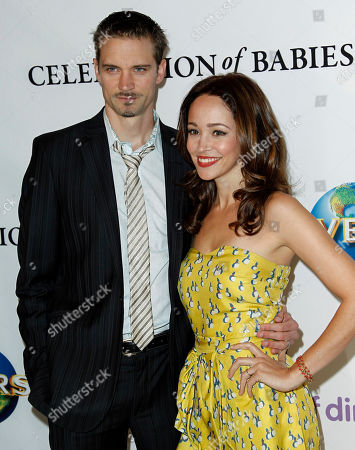 Autumn Reeser, Jesse Warren Actress Autumn Reeser, right, and Jesse Warren arrive at the March of Dimes 6th Annual Celebration of Babies Luncheon in Beverly Hills, Calif