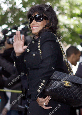 Michael Jackson's sister Rebbie Jackson leaves after the sentencing of Conrad Murray, convicted of involuntary manslaughter in the death of pop star Michael Jackson, at the Los Angeles Criminal Justice Center . Murray was sentenced to four years in prison, the maximum allowable penalty
