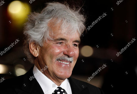"""Stock Photo of Dennis Farina Dennis Farina arrives at the premiere for the HBO television series """"Luck"""" in Los Angeles. Farina died suddenly, in Scottsdale, AZriz., after suffering a blood clot in his lung. He was 69"""