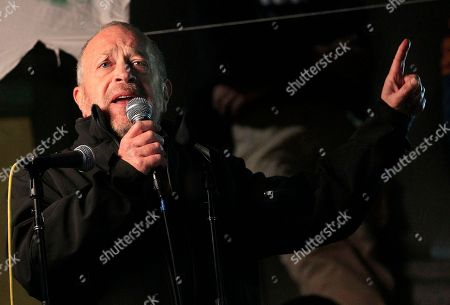 Robert Reich Former Secretary of Labor Robert Reich speaks to Anti-Wall Street activists near Sproul Hall at the University of California, Berkeley during an Occupy Cal rally, in Berkeley, Calif