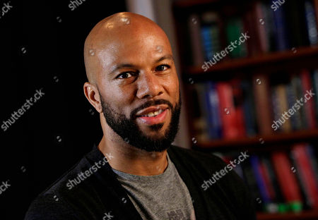 "Common Shows rapper Common posing for photos in New York. Common is participating in a benefit concert in support of freeing Native American activist Leonard Peltier, who is serving two life sentences for the 1975 execution-style deaths of two FBI agents. Common will perform in ""Bring Leonard Peltier Home 2012 Concert"" at New York's Beacon Theatre, joining a lineup that includes Belafonte, Jackson Browne, Pete Seeger and others"