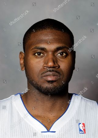 Stock Picture of Jason Maxiell Detroit Pistons forward Jason Maxiell is photographed during the team's media day at the Palace of Auburn Hills, Mich