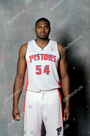 Jason Maxiell Detroit Pistons forward Jason Maxiell is photographed during the team's media day at the Palace of Auburn Hills, Mich