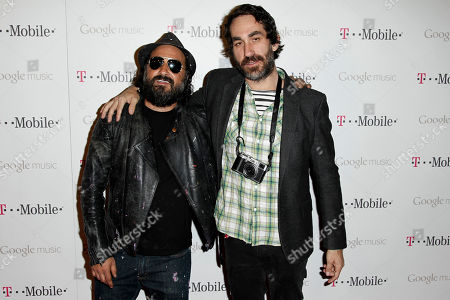 Brent Bolthouse, Mr Brainwash Brent Bolthouse, right, and Mr Brainwash arrive at the Google and T-Mobile party celebrating the launch of Google Music, in Los Angeles