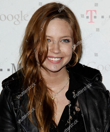 Stock Image of Daveigh Chase Daveigh Chase arrives at the Google and T-Mobile party celebrating the launch of Google Music, in Los Angeles