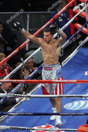 Glen Tapia Glen Tapia is seen after his boxing match against Mike Ruiz in New York. Tapia won via KO in round 2