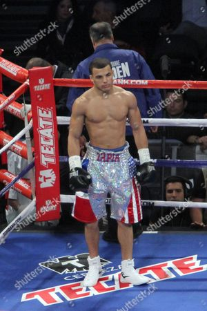 Glen Tapia Glen Tapia is seen before his boxing match against Mike Ruiz in New York. Tapia won via KO in round 2