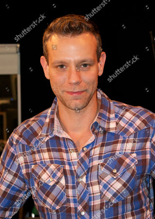 "Actor Adam Pascal is shown in New York. Pascal, a veteran of ""Rent,"" ""Aida"" and ""Cabaret,"" has slipped into the role of Huey Calhoun in the Tony Award-winning musical, ""Memphis,"" taking over from Chad Kimball"
