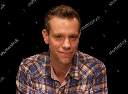 Editorial picture of Theater Adam Pascal, New York, USA