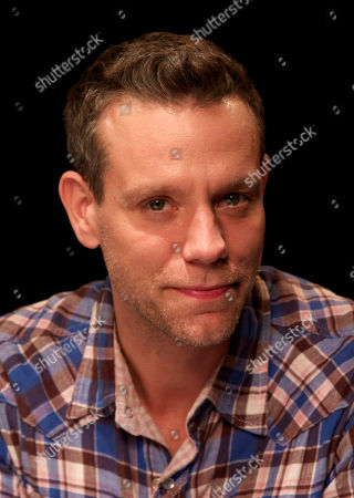 "Stock Photo of Actor Adam Pascal is shown in New York. Pascal, a veteran of ""Rent,"" ""Aida"" and ""Cabaret,"" has slipped into the role of Huey Calhoun in the Tony Award-winning musical, ""Memphis,"" taking over from Chad Kimball"