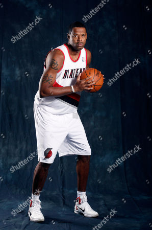 Marcus Camby Portland Trail Blazers' Marcus Camby poses for his Trail Blazers' media day photo, in Portland, Ore
