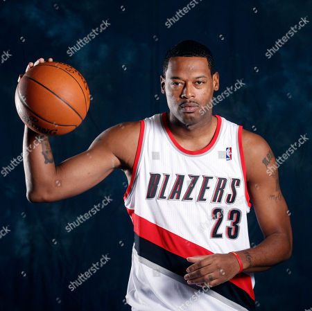 Editorial photo of Trail Blazers Basketball, Portland, USA