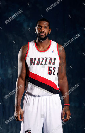 Greg Oden Portland Trail Blazers' Greg Oden poses for his Trail Blazers' media day photo, in Portland, Ore