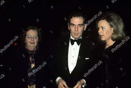 Mrs DG Warnes, Jack Hedley, Mrs Paddy Hopkirk