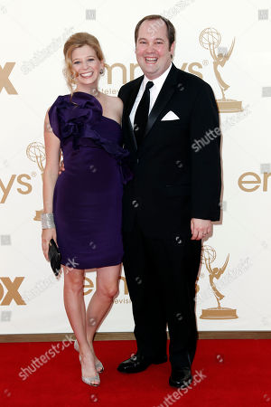 Editorial photo of 63rd Primetime Emmy Awards - Arrivals, Los Angeles, USA