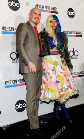 Editorial photo of American Music Awards Nominations, Los Angeles, USA