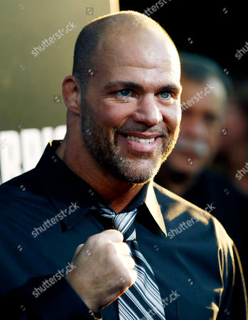 """Kurt Angle Kurt Angle arriving at the premiere of """"Warrior"""" in Los Angeles. Creeping up on 43, Angle is serious about becoming an Olympic wrestler for the second time"""