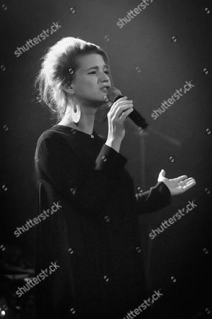 Editorial image of Selah Sue in concert, Toronto, Canada - 12 Sep 2016