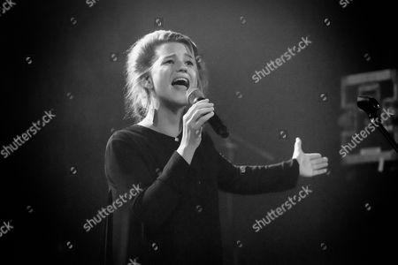 Editorial photo of Selah Sue in concert, Toronto, Canada - 12 Sep 2016