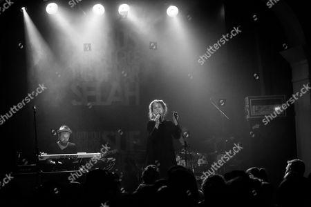 Editorial picture of Selah Sue in concert, Toronto, Canada - 12 Sep 2016