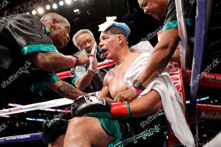 Editorial photo of Bozella Hopkins Boxing, Los Angeles, USA
