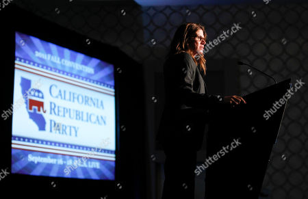 Mary Bono Mack Rep. Mary Bono Mack (R-Calif.), speaks at the California Republican Party Fall Convention dinner in Los Angeles