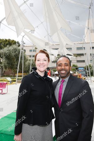 Rachel Moore and Lucas Rivera