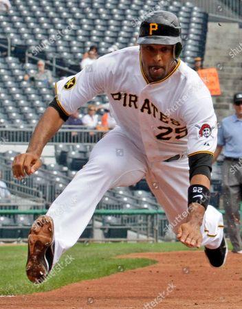 Editorial photo of Cardinals Pirates Baseball, Pittsburgh, USA