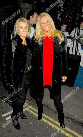 Karen Millen and Sarah Bosnich