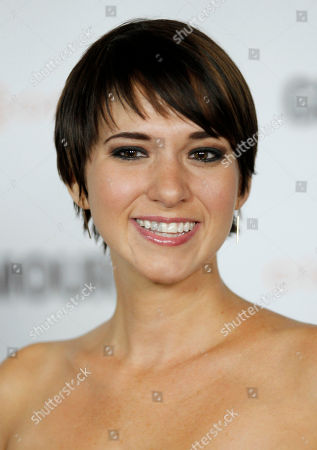 """Stock Image of Joanna Canton Actress Joanna Canton arrives at a screening for """"Glamour Reel Moments"""" in Los Angeles, . """"Glamour Reel Moments"""" is a short film series that turns personal stores submitted by Glamour readers and turns them into short films"""