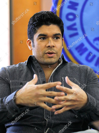 Jerry Rivera Salsa Singer Jerry Rivera is interviewed by The Associated Press at the Pan American Health Organization (PAHO) in Washington, . Rivera spoke about his ongoing public service campaign on domestic violence