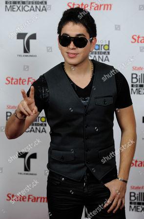 El Bebeto El Bebeto poses backstage at the first annual Mexican Billboard Awards, in Los Angeles